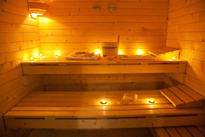 sauna samenstellen