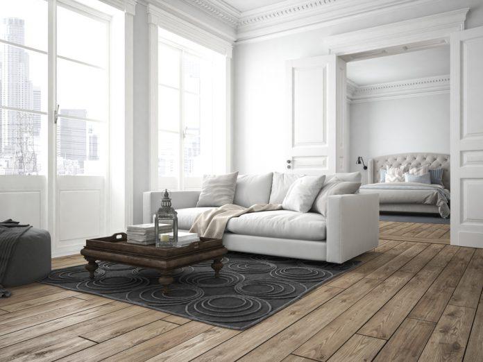woonkamer modern